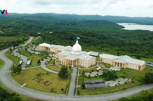 Cú hích du lịch Việt Nam - Palau