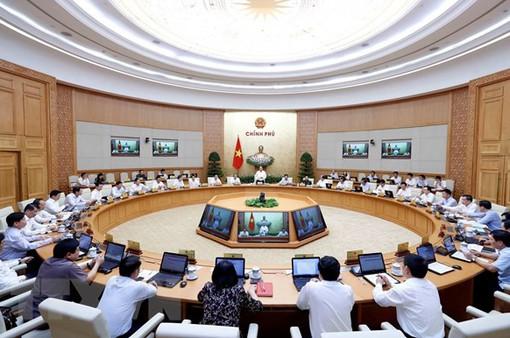 Chính phủ ấn định thời gian hoàn thành các dự án trọng điểm