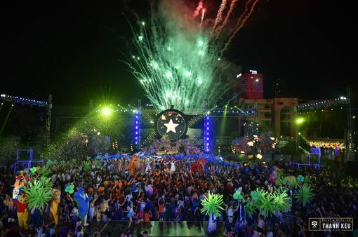 """Rực rỡ Lễ hội Trung thu 2019 """"Đêm thu cổ tích"""""""