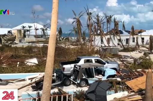 Chưa giải quyết xong hậu quả của Dorian, Bahamas đón trận bão mới