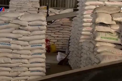 Xuất khẩu gạo sang Trung Quốc giảm 67%