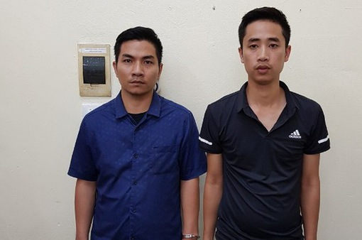 Bắt 2 đối tượng gây ra vụ nổ ở Linh Đàm khiến nhiều người bị thương