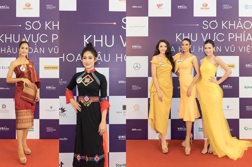 Nối gót H'Hen Niê, nhiều cô gái dân tộc thiểu số dự thi Hoa hậu Hoàn vũ Việt Nam 2019