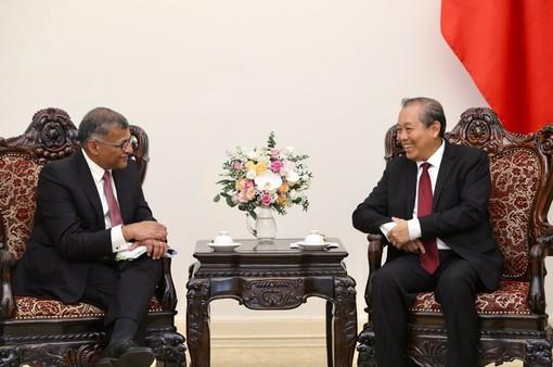 Tăng cường hợp tác tư pháp Việt Nam - Singapore