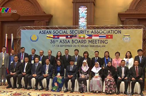 Khai mạc Hiệp hội An sinh xã hội Đông Nam Á (ASSA) lần thứ 36