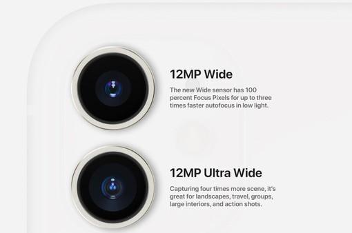 iPhone XR và XS sẽ được cập nhật tính năng camera mới nhất của iPhone 11