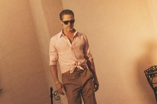Brad Pitt không bao giờ bị ám ảnh bởi các vai diễn