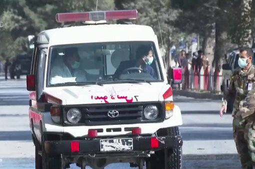 Tăng số nạn nhân loạt vụ đánh bom tại Afghanistan