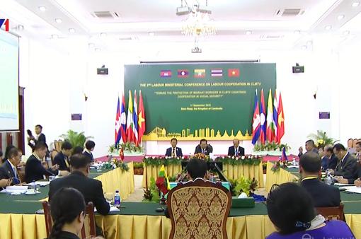 Tăng cường hợp tác lao động giữa 5 nước Campuchia, Lào, Myanmar, Thái Lan và Việt Nam