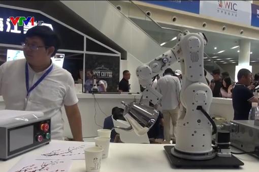Trung Quốc - Quốc gia sử dụng robot công nghiệp lớn nhất thế giới