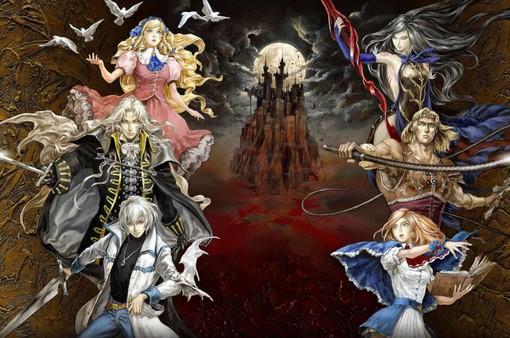 """Castlevania """"hồi sinh"""" trên nền tảng game di động với diện mạo mới"""