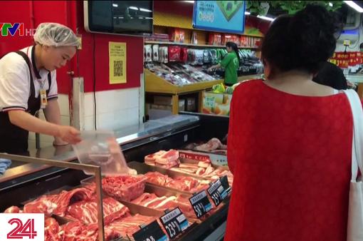 Trung Quốc đấu giá 10.000 tấn thịt lợn từ kho dự trữ quốc gia