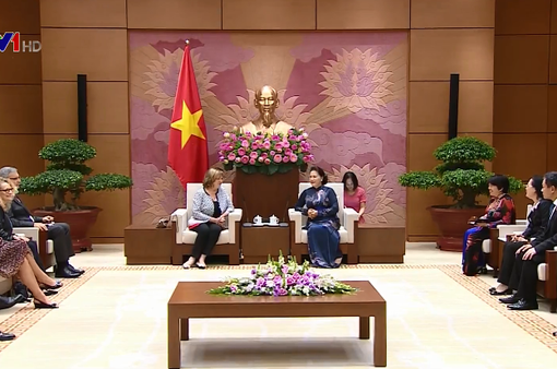 Tăng cường hợp tác nghị viện Việt Nam - Pháp