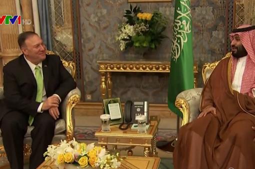 Ngoại trưởng Mỹ tới UAE tham vấn các đồng minh vùng vịnh