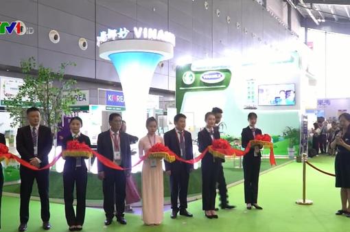 Đưa sữa Việt Nam đến với thị trường Trung Quốc