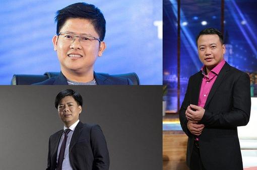 """Những cá mập 8x """"đốn tim"""" khán giả Shark Tank Việt Nam mùa 3"""