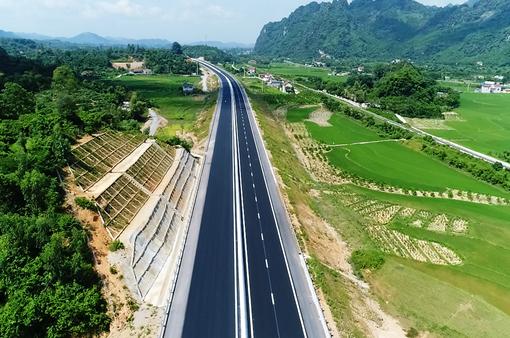 Sắp thông xe kỹ thuật cao tốc Bắc Giang - Lạng Sơn