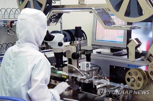 Xuất khẩu ICT của Hàn Quốc giảm tháng thứ 10 liên tiếp