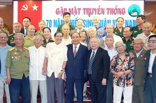 Thủ tướng: Lịch sử dân tộc ghi nhớ các thế hệ Thiếu sinh quân Việt Nam