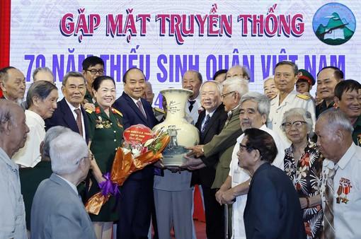 Kỷ niệm 70 năm thành lập Trường Thiếu sinh quân Việt Nam