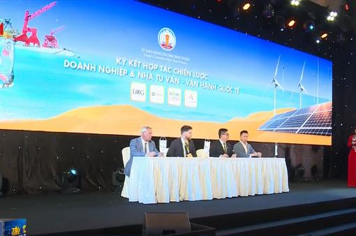 Dòng vốn đầu tư kỷ lục vào tỉnh Bình Thuận