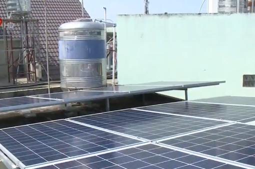 Cần sớm ban hành giá mua bán điện mặt trời áp mái