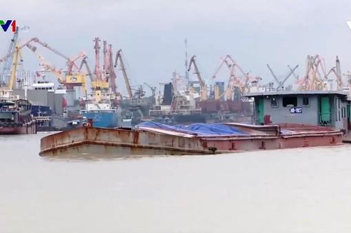 Tăng cường bảo đảm giao thông thủy mùa mưa lũ tại Hải Phòng