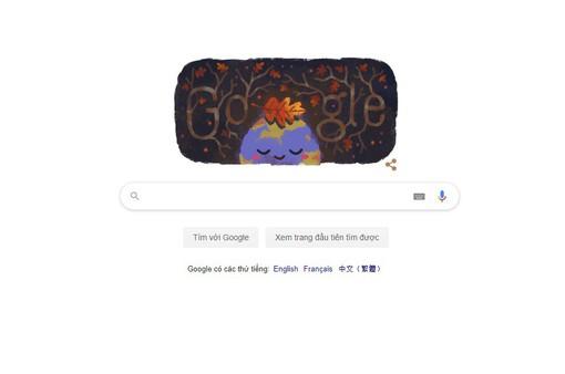 Google đổi ảnh đại diện chào đón mùa thu năm 2019