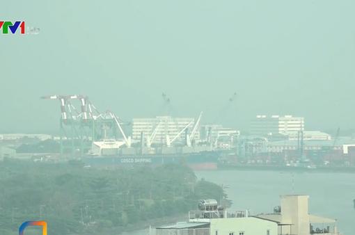 Ô nhiễm không khí ở TP.HCM do cháy rừng từ Indonesia