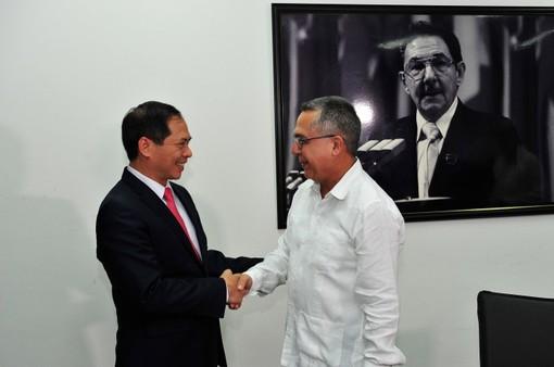 Quan hệ hợp tác toàn diện Việt Nam – Cuba không ngừng được củng cố và phát triển