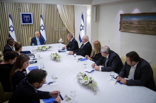 Tổng thống Reuven Rivlin tìm cách tháo gỡ bế tắc chính trị sau bầu cử Quốc hội Israel