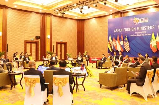 Thống nhất định hướng hợp tác năm ASEAN 2020