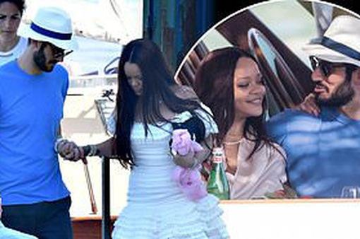 Rihanna vật vã chia tay bạn trai doanh nhân