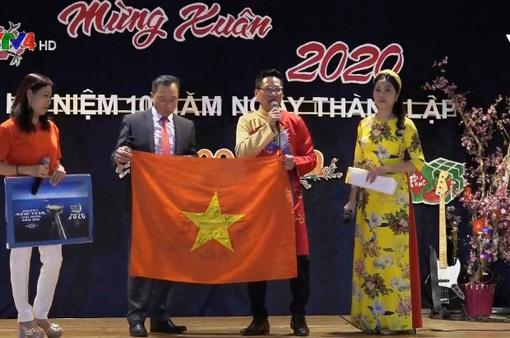 Kỷ niệm 10 năm Hội người Việt tại Hale, CHLB Đức