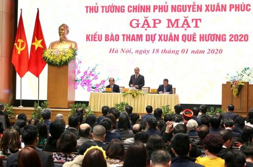 Thủ tướng: Đoàn kết xây dựng đất nước thịnh vượng, hùng cường