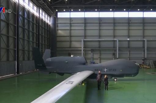 NATO tiếp nhận 2 máy bay do thám tối tân