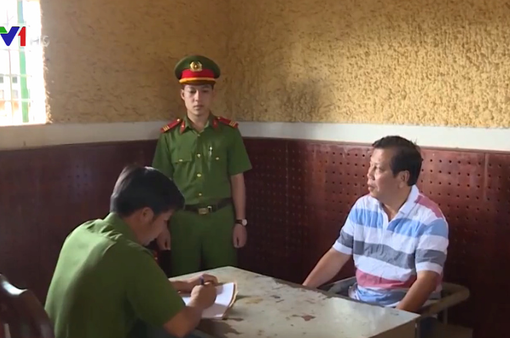 Truy tố 21 bị can trong đường dây xăng giả của Trịnh Sướng