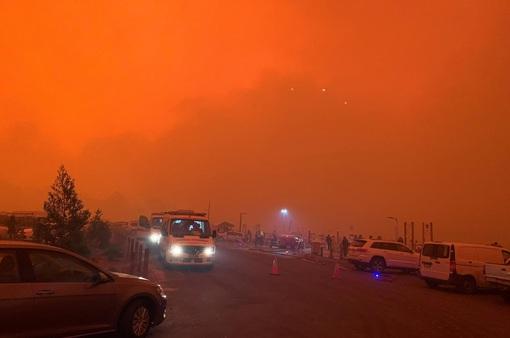 Australia đang phải hứng chịu thiên tai nặng nề