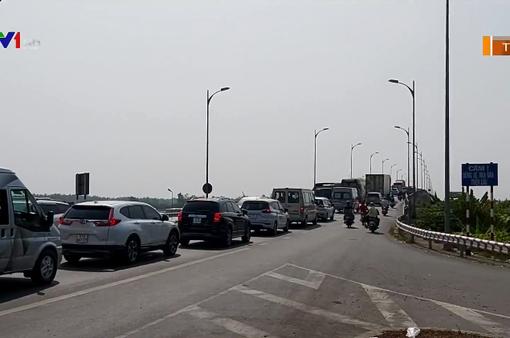 Tình hình giao thông dịp cuối năm