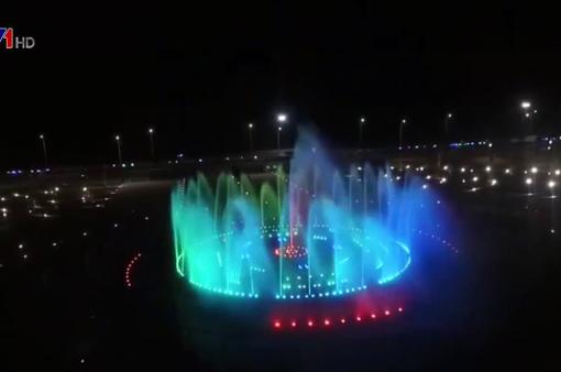 Phú Yên mở cửa miễn phí khu nhạc nước