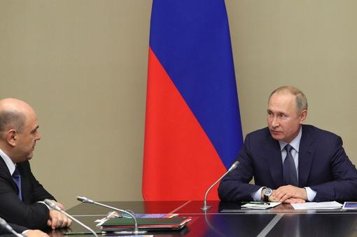 Tổng thống Nga thúc đẩy sửa đổi hiến pháp