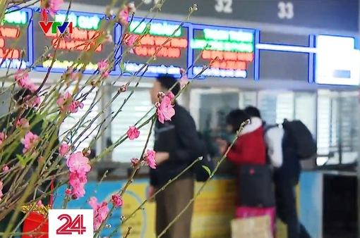 Bến xe Hà Nội tăng cường phương tiện đưa người dân về ăn Tết