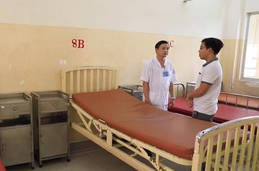 Cận cảnh quy trình một chiều sẵn sàng ứng phó bệnh viêm phổi cấp