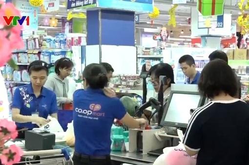 TP.HCM: Sức mua tại siêu thị tăng khoảng 20%