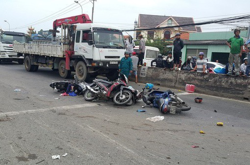 23 người thiệt mạng do TNGT trong ngày đầu nghỉ Tết Canh Tý 2020