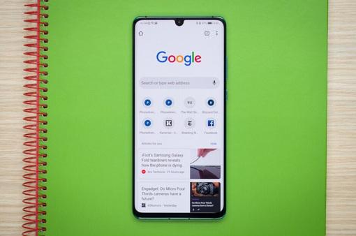 Trình duyệt Chrome bổ sung bảng chia sẻ