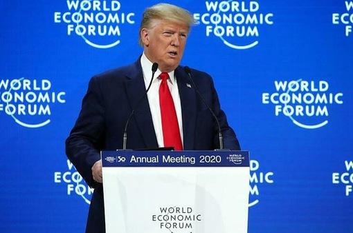 Đằng sau thông điệp của Tổng thống Mỹ Donald Trump tại Davos
