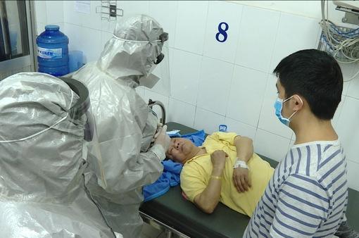 Cập nhật tình trạng hai bệnh nhân người Trung Quốc điều trị tại bệnh viện Chợ Rẫy