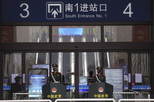 Thêm 2 thành phố của Trung Quốc đóng cửa do dịch viêm phổi cấp