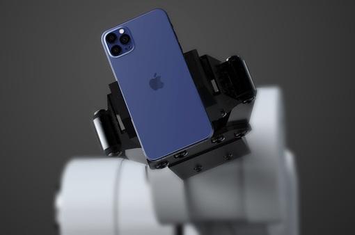 Cực chất iPhone 12 Pro bản màu xanh hải quân